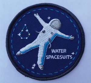 Water Space Suit's coat of arms